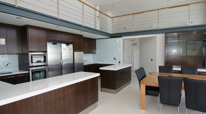 kitchen and dining v