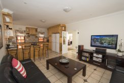 TV and Kitchen 0140