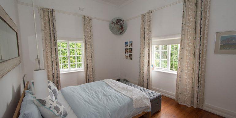 Master bedroom 1793