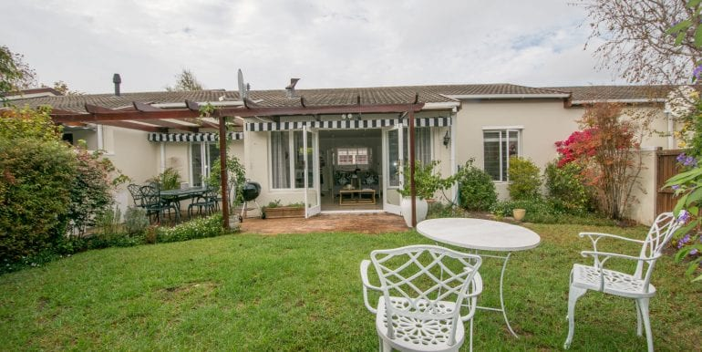 Garden Facade 5962