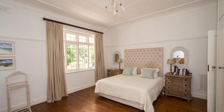 M master bedroom in