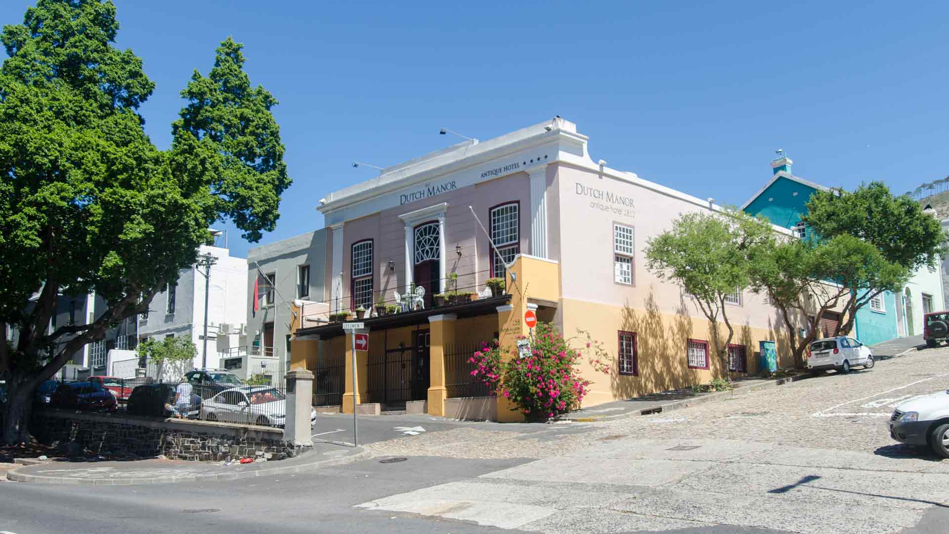 Historic Property on the Edge of Bo-Kaap – Multiple Possibilities